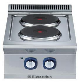FOURNEAU TOP ELEC. 2 PL. RONDES 400 MM  /                                         Electrolux